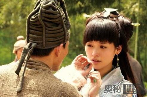 吕雉的妹妹吕媭简介