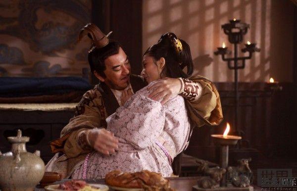 彭城之战时虞姬曾被刘邦凌辱?