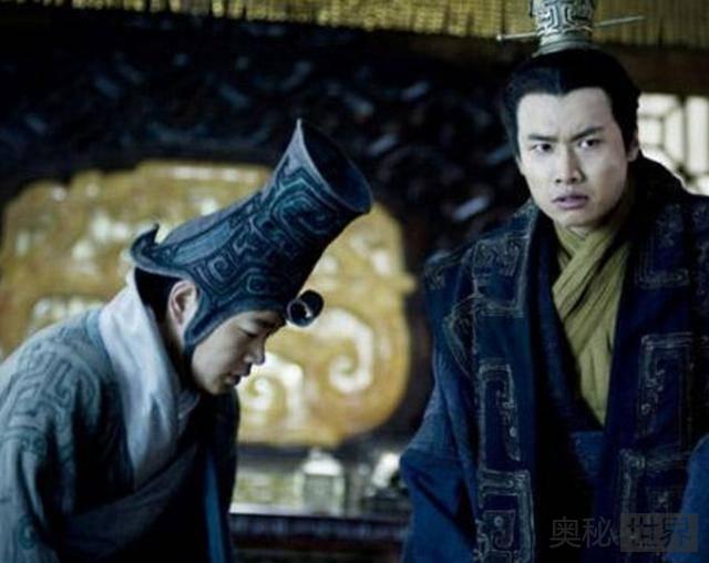 秦始皇的儿子胡亥:史上最残忍的富二代