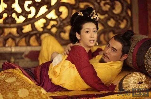 梁太祖朱温为什么会怕老婆?