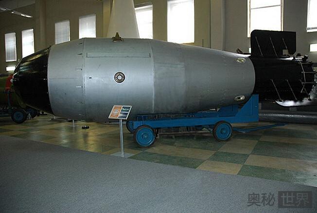 """当年,苏联一颗沙皇炸弹把亚欧大陆""""平移""""了8毫米"""