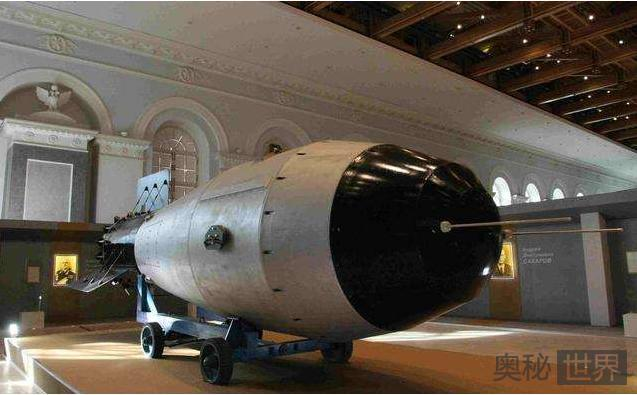 沙皇炸弹威力究竟有多大?