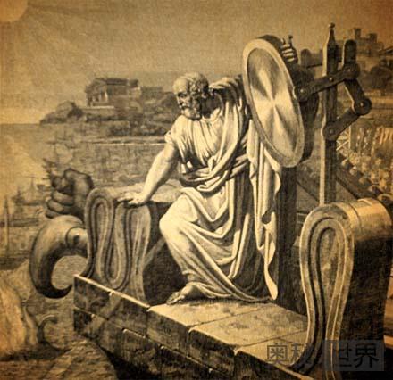 阿基米德的取火镜:虚构的故事 可怕的事实
