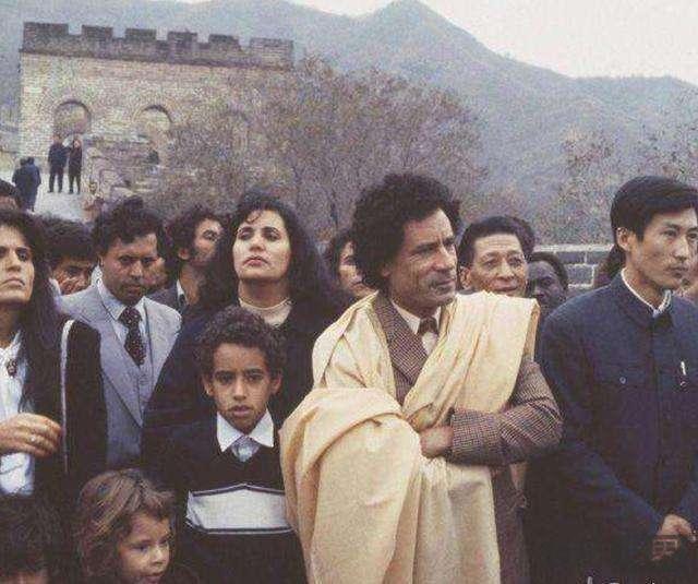 1970年卡扎菲曾想购买中国原子弹