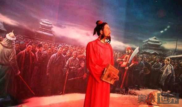 宋末的道德悲哀:文天祥被俘后一直被要求自杀