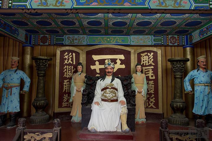 西夏王李元昊与西夏佛教