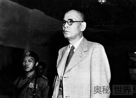 侵华总司令冈村宁次被判无罪的内幕