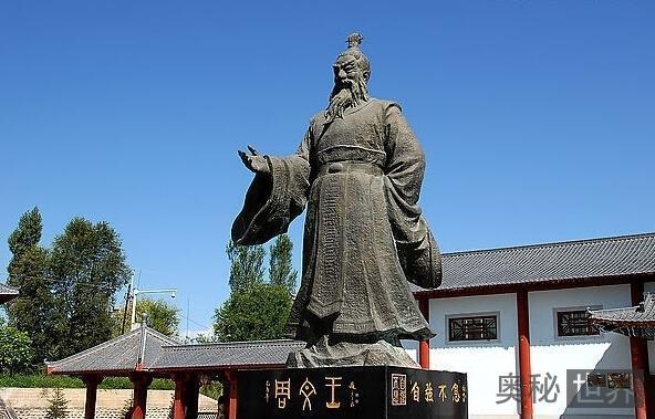 周文王为周武王建立周朝做出了哪些贡献