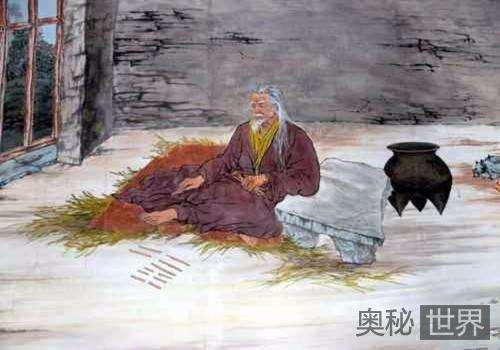周文王被当做祭品悲惨死去