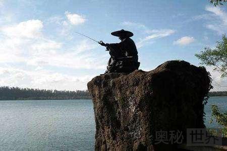 姜太公钓鱼的故事
