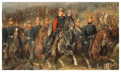 铁血宰相俾斯麦:一手缔造普鲁士的辉煌