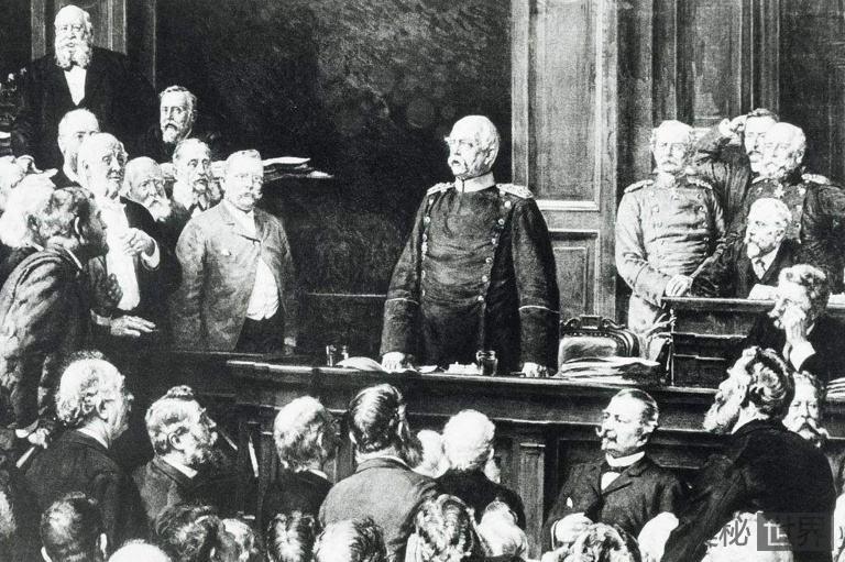 为何铁血宰相俾斯麦对各国十分强硬而唯独对俄国友好?