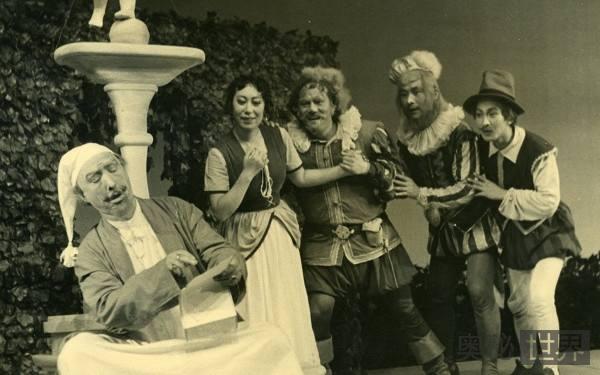 莎士比亚四大喜剧赏析