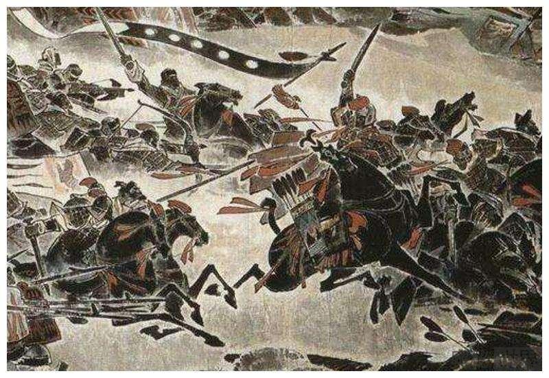 盘点古代战争史上的四次屠俘事件:长平之战居首