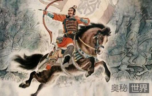 赵武灵王为什么没有灭掉秦国