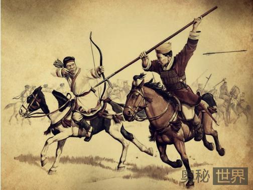 赵武灵王胡服骑射是什么意思?