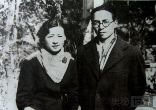 梁思成与林徽因的抗战岁月