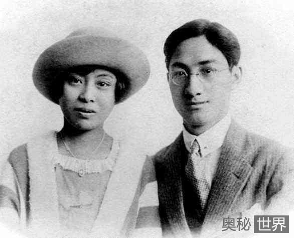 徐志摩原配张幼仪:从民国第一弃妇到女银行家