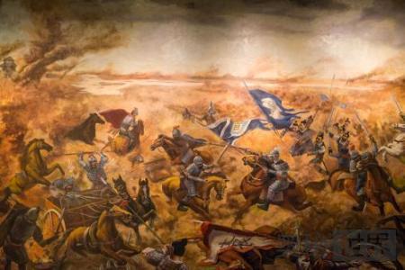 刘裕击桓玄之战