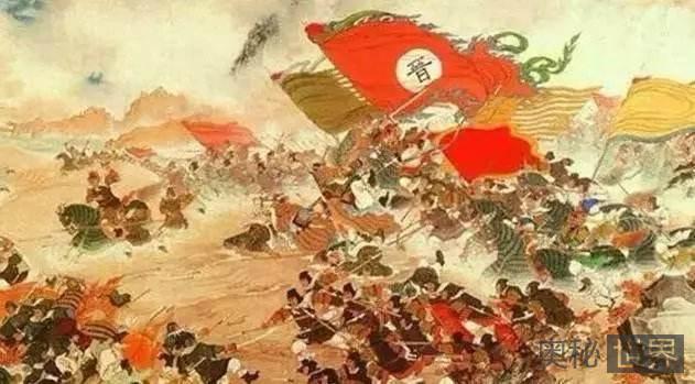 刘裕灭后秦之战
