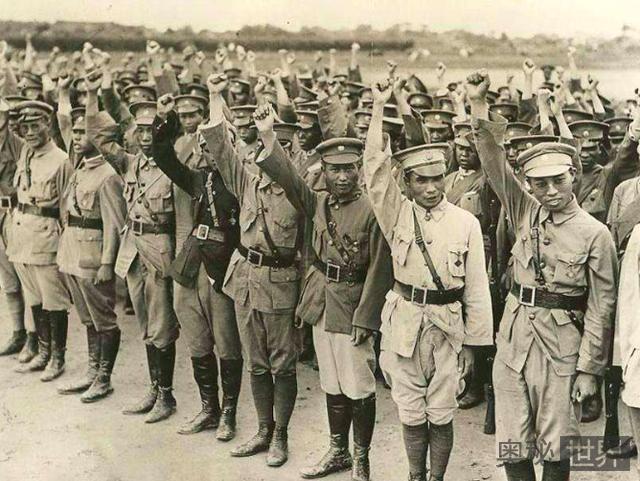 中东路事件始末:东北军被俘获近2万,苏联仅仅阵亡143人