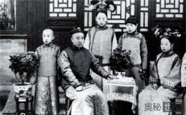 最后一位总管太监小德张:一癖好让人作呕,娶4个姨太太