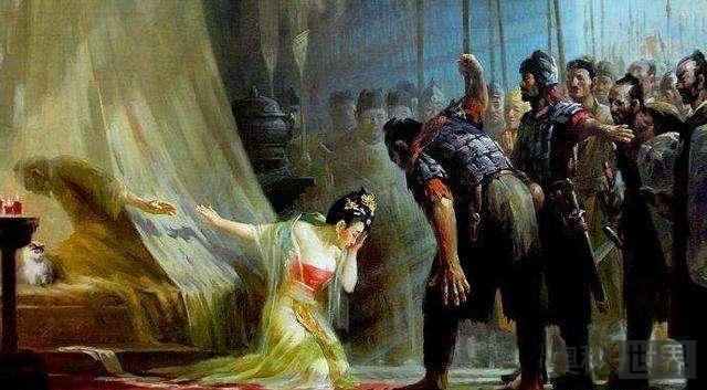 """杨贵妃在""""马嵬驿兵变""""后真的死了吗?"""