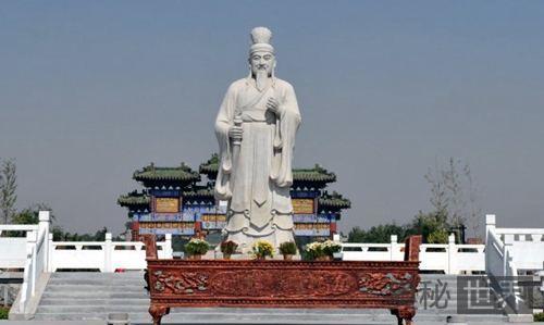 比干的后代竟是林姓的始祖