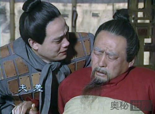 吴王夫差和吴王阖闾是什么关系