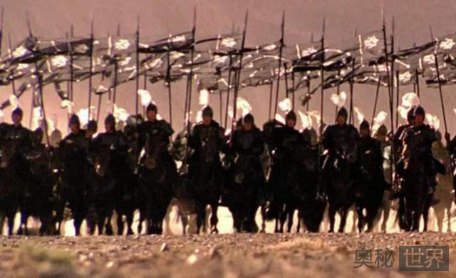 秦朝灭亡时60万秦军为何按兵不动