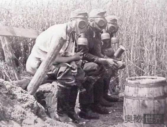打仗的时候想去厕所怎么办