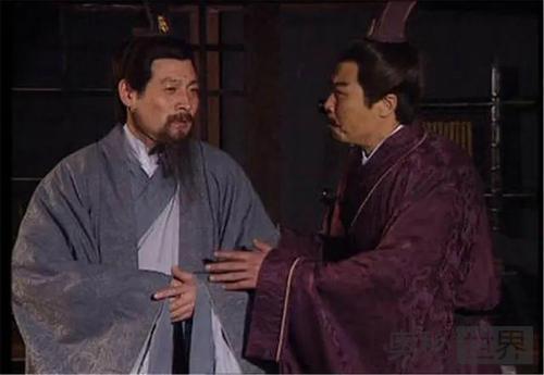 徐庶为什么要离开刘备?