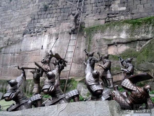 钓鱼城之战:强行为南宋续命二十年