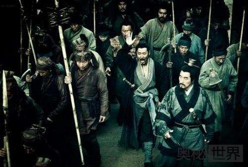 刘邦能成为西汉开国之君是因为祖坟风水好?