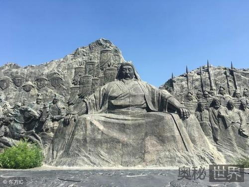 元朝皇帝是否没有陵墓?