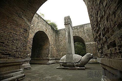 古代这三个皇帝的陵墓无人敢盗