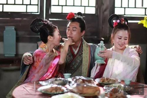 西门庆一生到底霸占了多少女人?