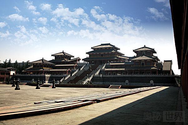 秦始皇为什么要建造规模宏大的阿房宫