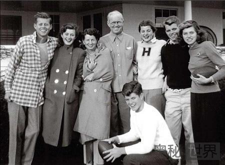 第一位 肯尼迪家族