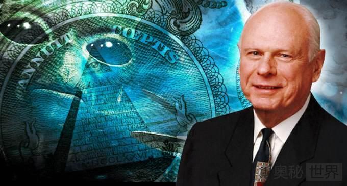 加拿大前防长宣称美国刻意隐瞒外星人曾光临地球