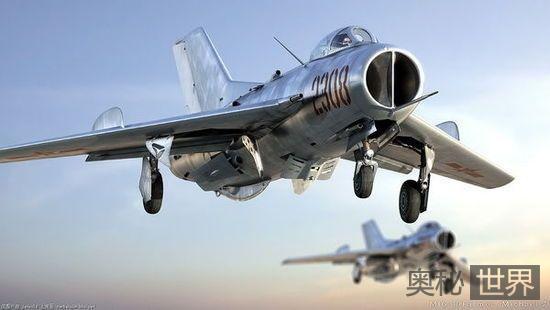 中国空军曾经在1998年拦截到UFO