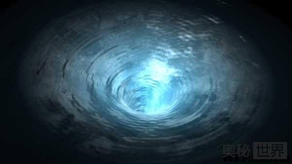 虫洞里面有什么?竟可导致时空穿梭现象