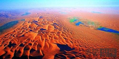 1998年中国空军在巴丹吉林沙漠追杀UFO