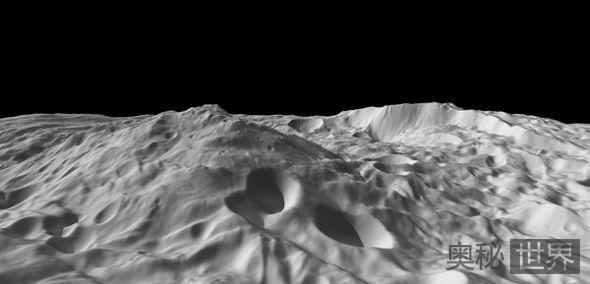 灶神星发现2.1万米高峰