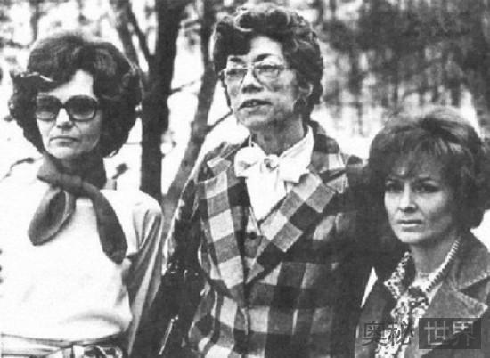 肯塔基州三位女子遭外星人绑架