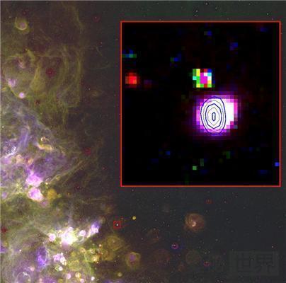 科学家发现超级行星状星云