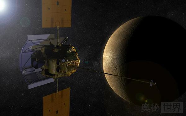 太阳风让水星大气不断补充物质