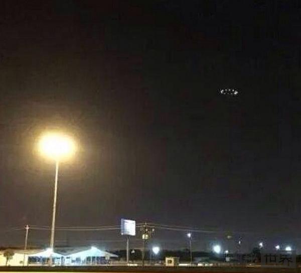 德州UFO事件被证实为恶作剧