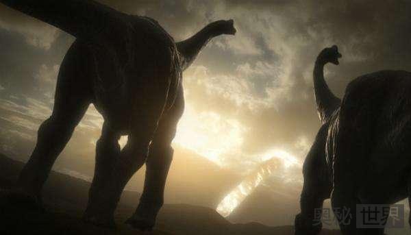 复仇女神:造成恐龙灭绝的罪魁祸首