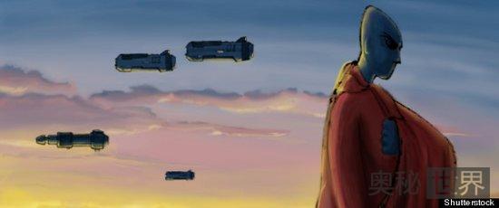 外星人绑架其实是科幻小说引发的梦境